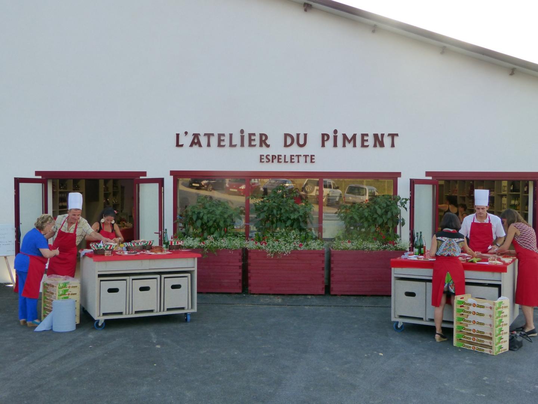 Espelette atelier du piment for Atelier du jardin d acclimatation