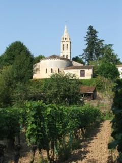 Eglise Saint-Martin de Cérons -
