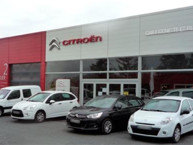 Garage citro n geneste francis for Garage citroen villeparisis horaires