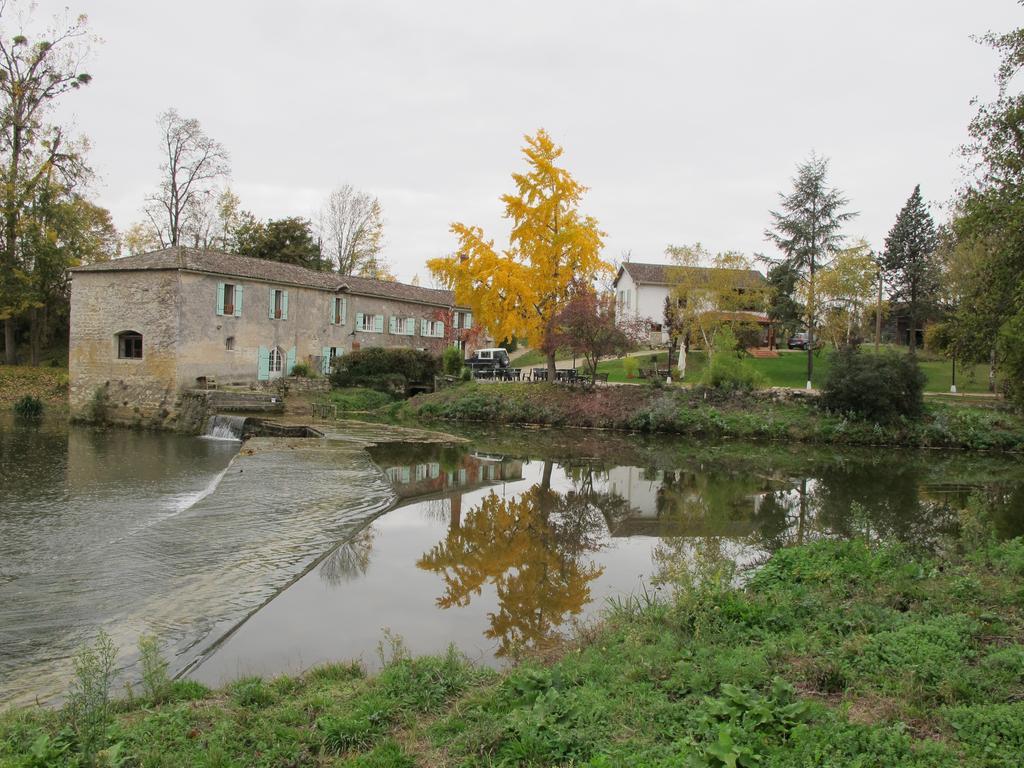 Moulin de Monpoisson